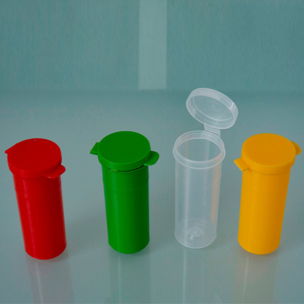 Envases toma muestras - Incodi S.A.S.