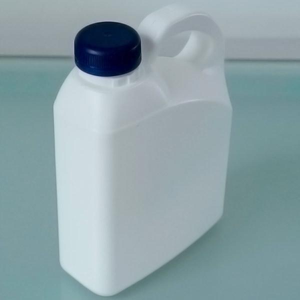Garrafa de litro rectangular - Incodi S.A.S.