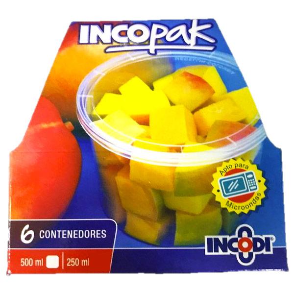 Incopack - Tarrinas o Contenedores - Incodi S.A.S.